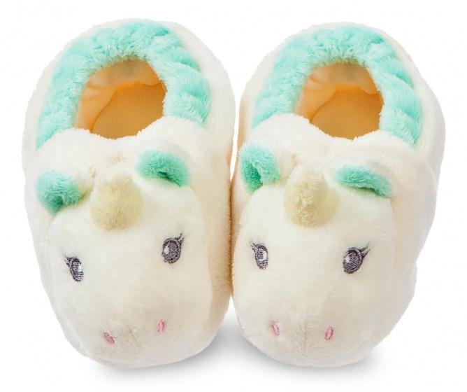 Aurora Eenhoornsloffen baby in cadeauverpakking kopen