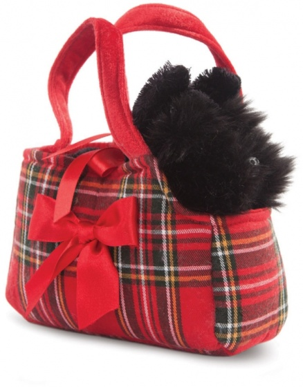 Aurora Fancy Pal Schotse Terrier rood 21 cm