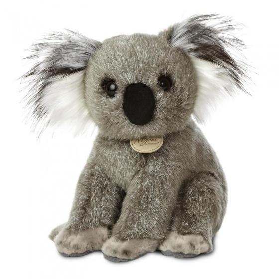 Aurora knuffel Mini Yona koala grijs 23 cm
