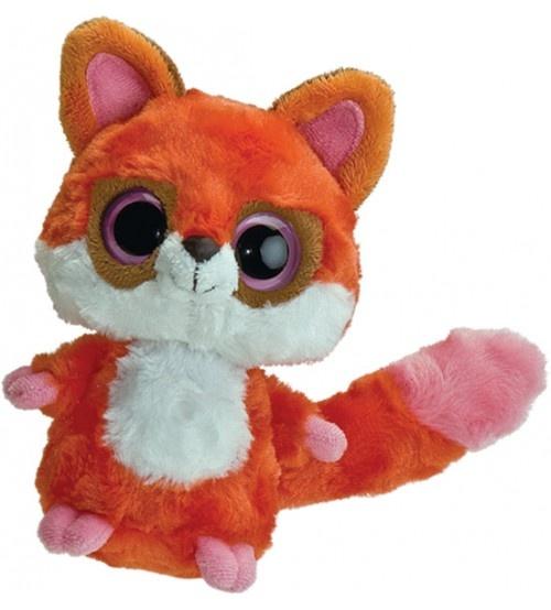 Aurora Knuffel YooHoo Ruby red vos 12,5 cm