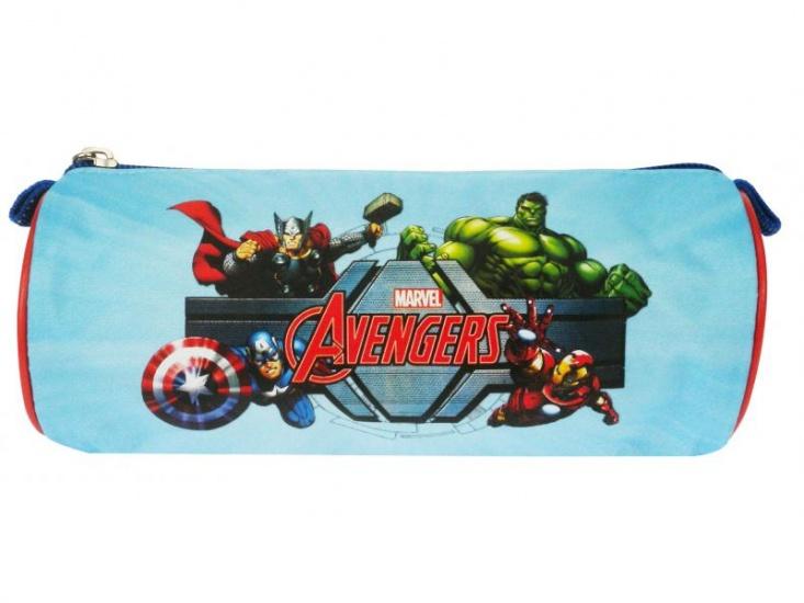 Marvel Avengers United Etui blauw