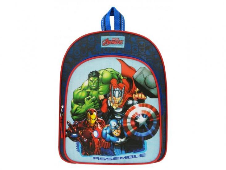 Marvel Avengers United Rugzak blauw 10 Liter