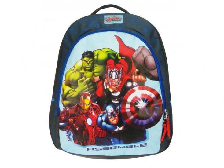 Marvel Avengers United Rugzak blauw 20 Liter