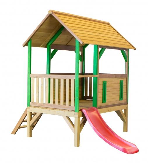Axi houten speelhuis Akela