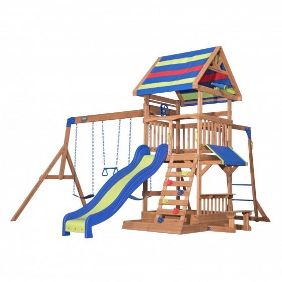 Backyard Discovery speelhuis Northbook 430 x 439 x 300 cm blank