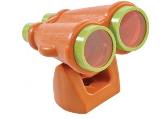AXI Verrekijker oranje-limoen groen