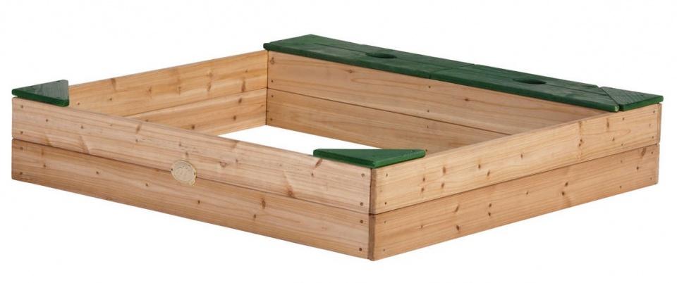 Axi houten zandbak Amy