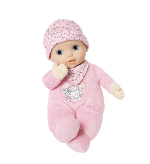 Zapf Creation pop met zacht lijf met geluidsmodule, Baby Annabell® Newborn Heartbeat