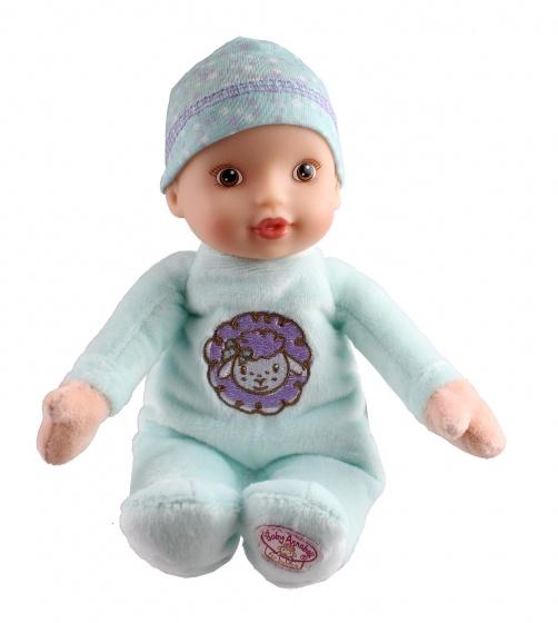Baby Annabell babypop Sweetie 22 cm lichtblauw