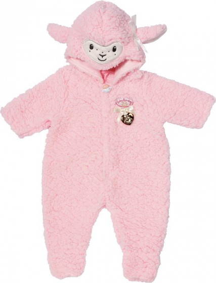 Baby Annabell Deluxe Schaf Overall poppenkleding