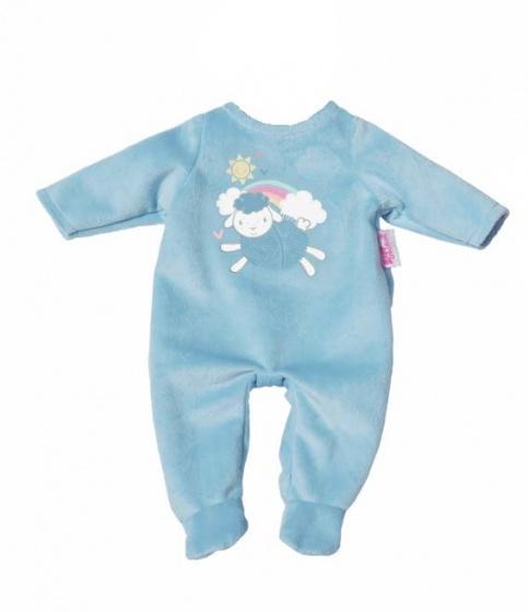 Baby Annabell boxpakje voor pop van 34 38 cm blauw