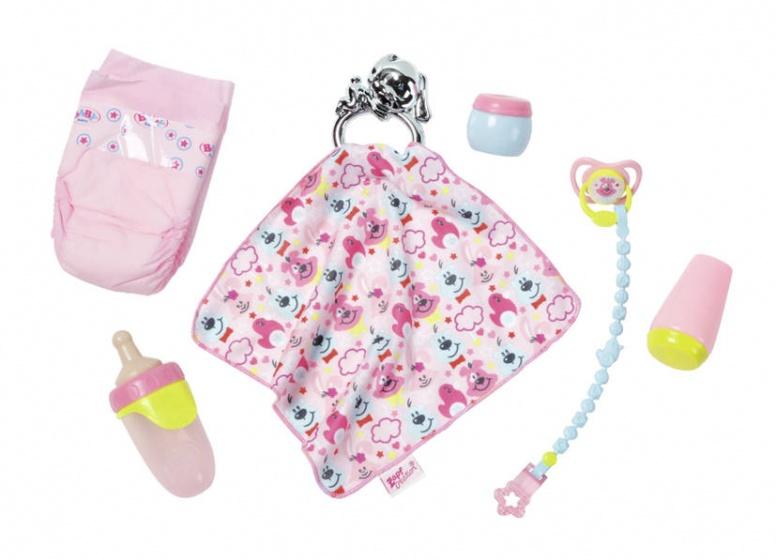 BABY born accessoire set voor babypop 7 delig
