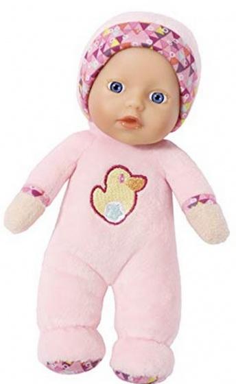 BABY born babypop Cutie voor baby's 18 cm roze