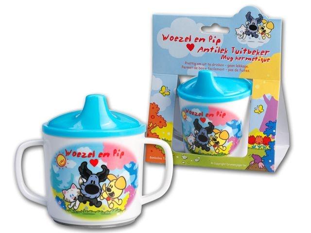 Bambolino Toys Tuitbeker Woezel en Pip