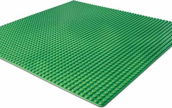 BanBao basisplaat groen 38 x 38 cm 8492