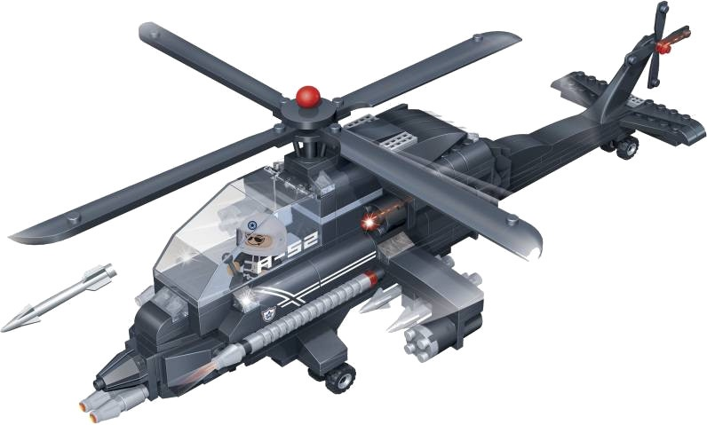BanBao Leger Helikopter 8488