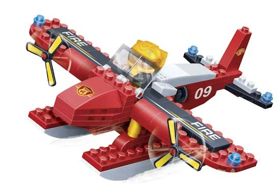 BANBAO BANBAO Brandweer Watervliegtuig Brandweer