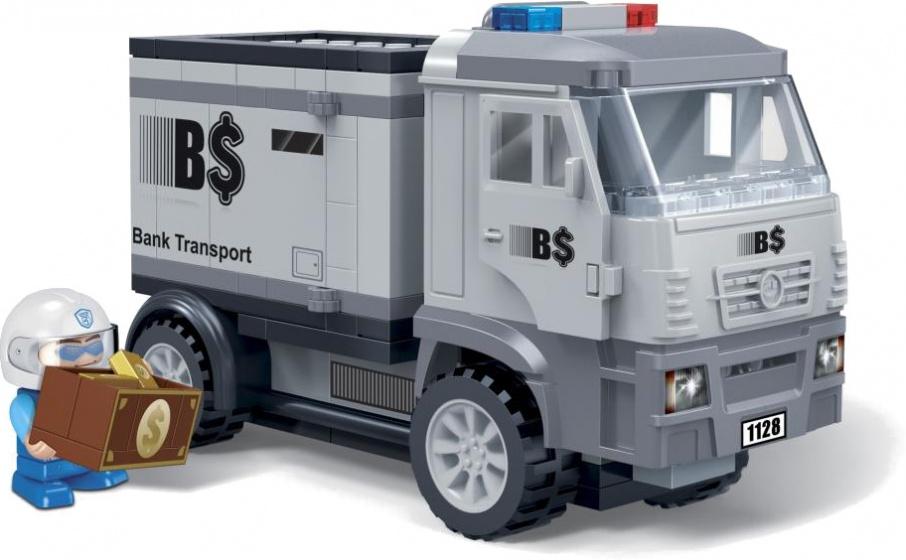 BANBAO BANBAO Politie Geldtransport Politie