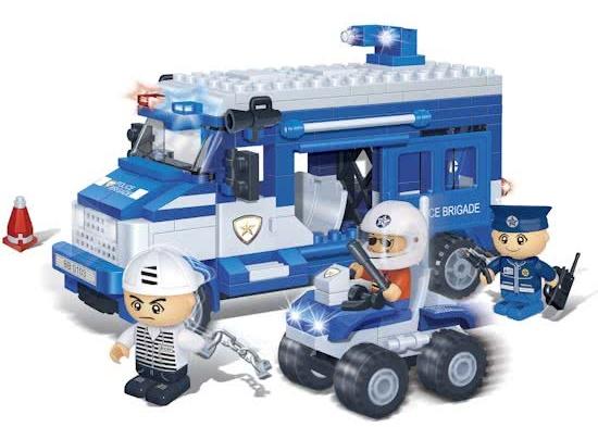 BanBao politiebus -