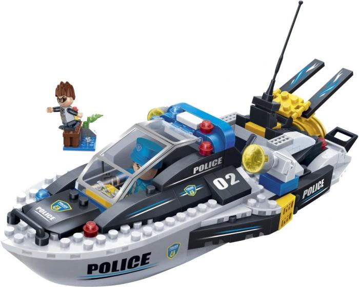 BanBao politie speedboot 7006
