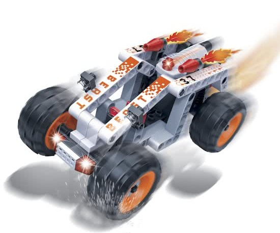 Banbao Racer Beast 8617