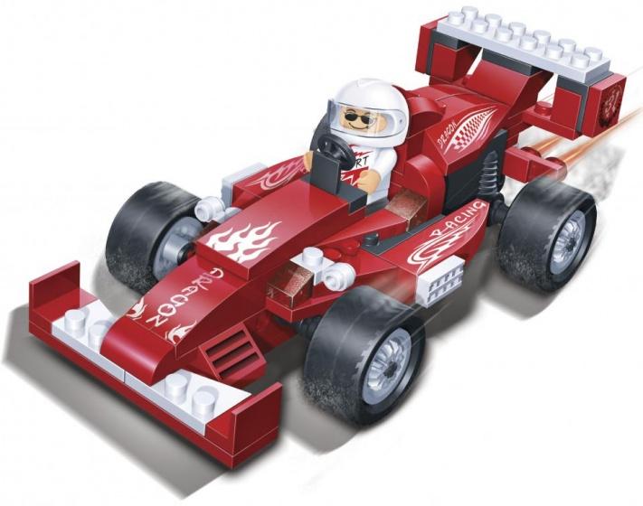 Banbao Racer Dragon 8611