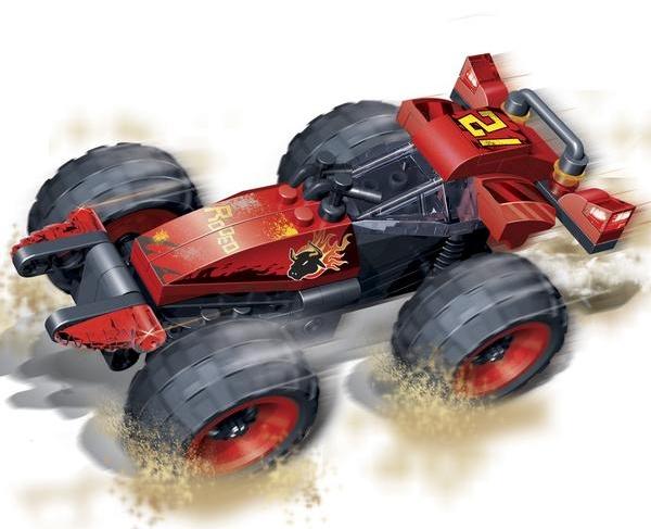Banbao Racer Rodeo 8601