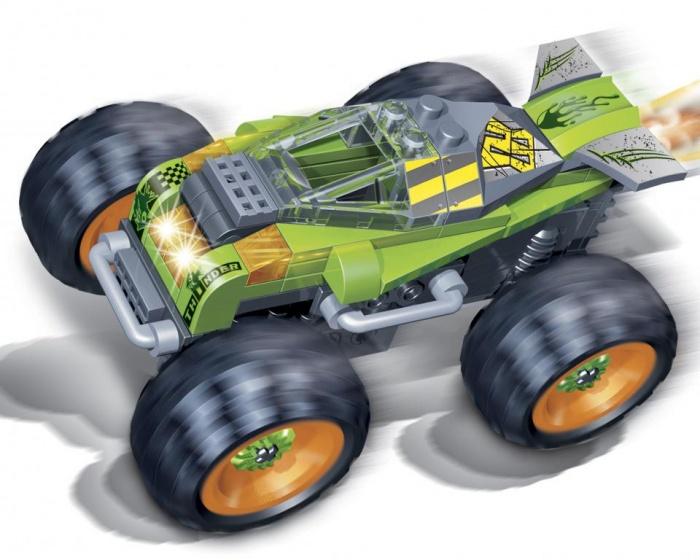 Banbao Racer Thunder 8603