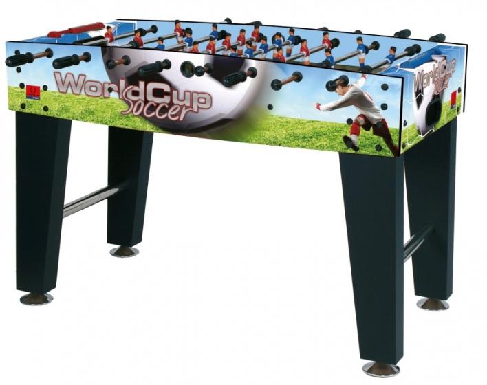 Bandito Voetbaltafel World Cup 131 cm