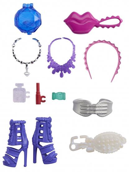 Barbie accessoires tienerpoppen liptasje junior 11 delig