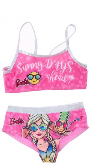 Barbie bikini meisjes lichtroze maat 116