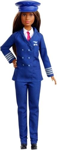 Barbie Careers 60e verjaardag: piloot 29 cm