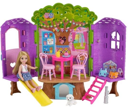 Barbie Chelsea Boomhuis 26 cm