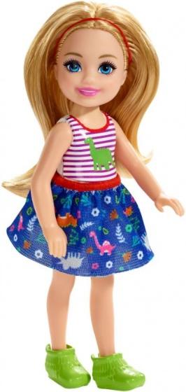 Barbie Club Chelsea speelfiguur meisje 16,5 cm