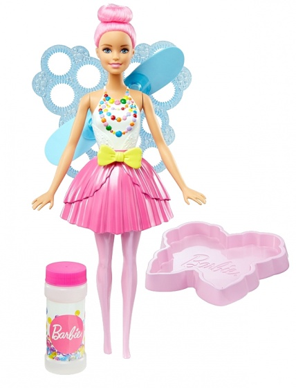 Barbie Dreamtopia bellenblaas Barbie 33 cm