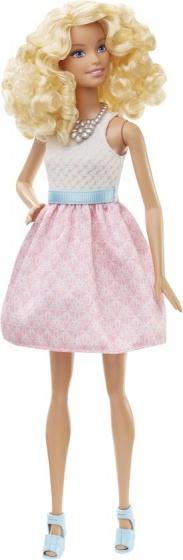 Barbie Fashionista tienerpop roze 33 cm