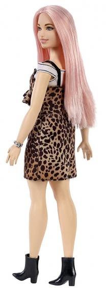 Barbie Fashionistas: panterprint jurk 29 cm