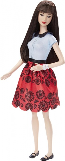 Barbie Fashionistas Ruby Red 33 cm