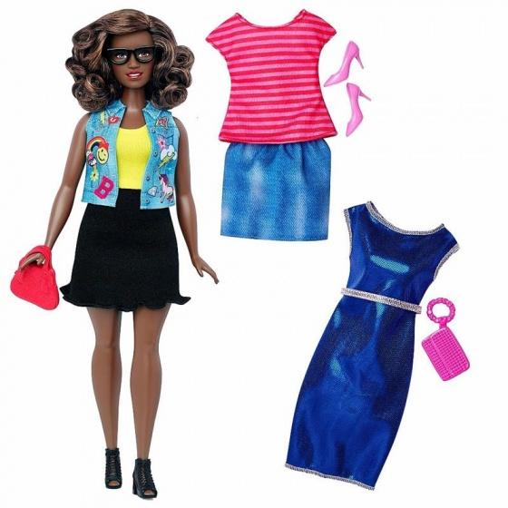 Barbie Fashionistas: tienerpop emoji 33 cm 8 delig