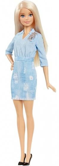 Barbie Fashionistas: tienerpop spijkerrok 33 cm
