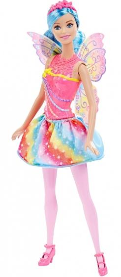 Barbie Fee regenboog 33 cm