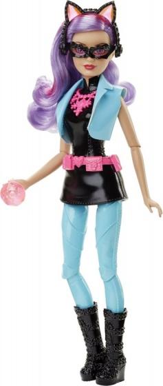 Barbie geheim agent: kat dief tienerpop 33 cm