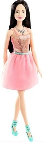 Barbie Pop Glitz doll licht roze 29 cm