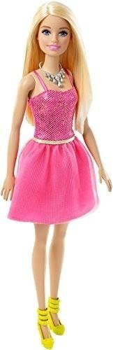 Barbie Pop Glitz doll roze 29 cm