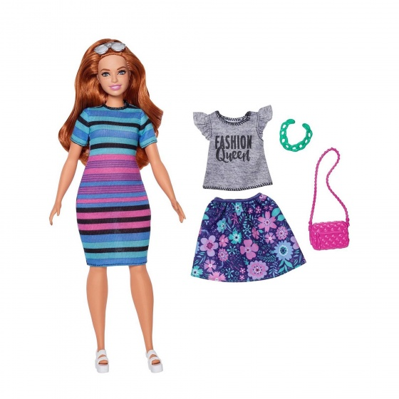Barbie fashionistas en fashions geschenkverpakking