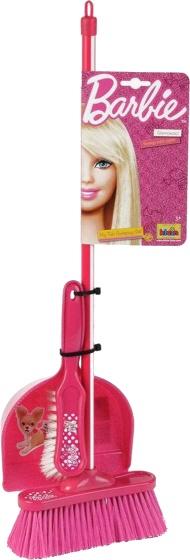 Barbie Klassiek veegset 3 delig roze