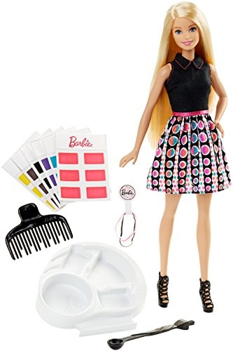 Barbie mix en kleur pop 33 cm