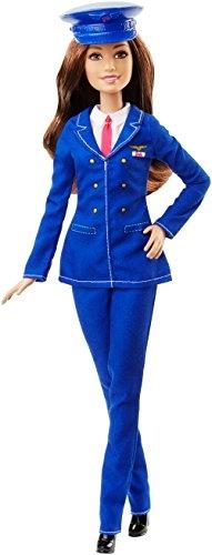 Barbie piloot 33 cm