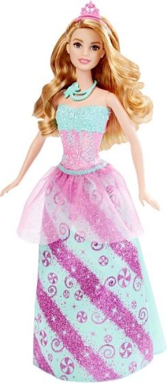 Barbie prinses snoep tienerpop 33 cm