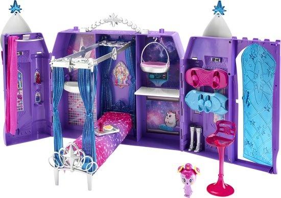 Barbie ruimtekasteel speelset 32 x 4 cm